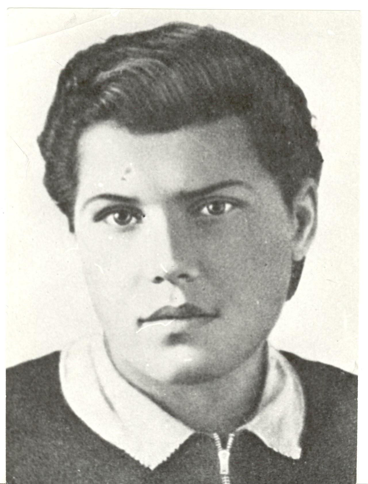 Герой Советского Союза разведчица Анна Морозова.