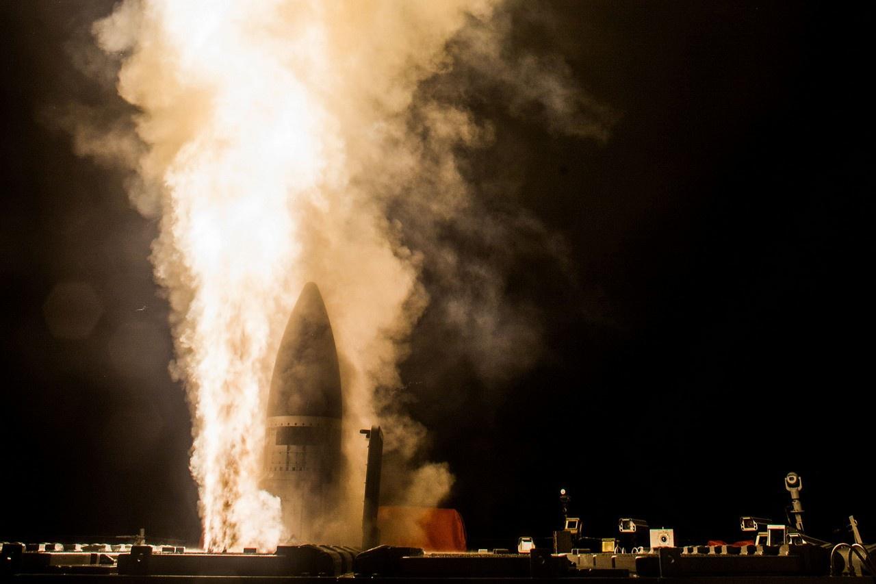 Запуск SM-3IIA с корабля Aegis и перехват с использованием Aegis Baseline.