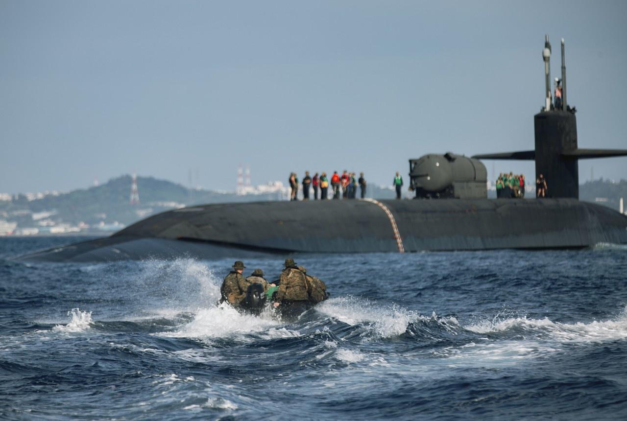 Стратегические атомные подводные лодки третьего поколения типа «Огайо», вступившие в боевой строй американских ВМС в период с 1981 по 1997 год, всё ещё составляют основу стратегических наступательных ядерных сил США.