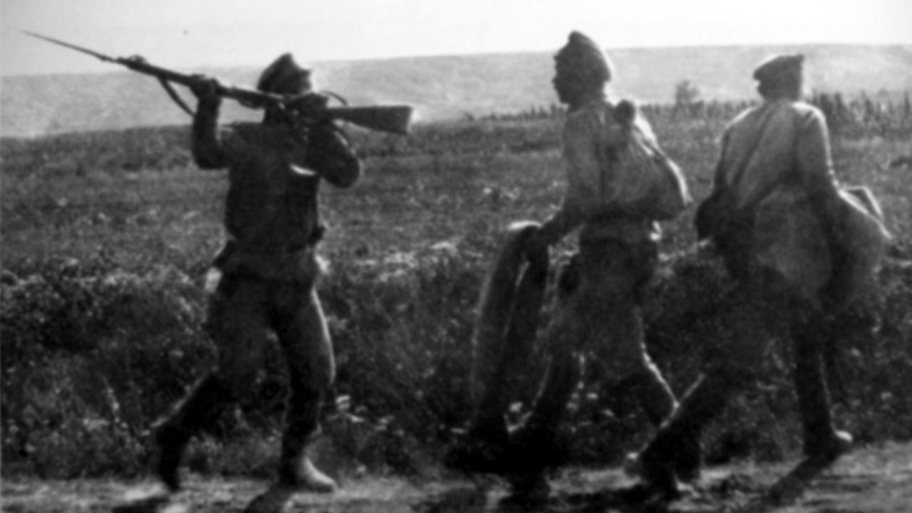 Красные командармы-изменники Гражданской войны