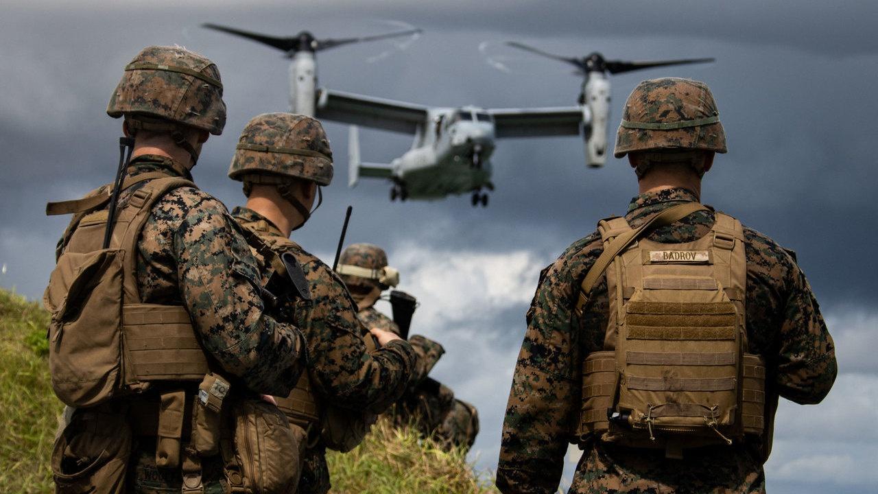 Пентагон ушёл на базу?
