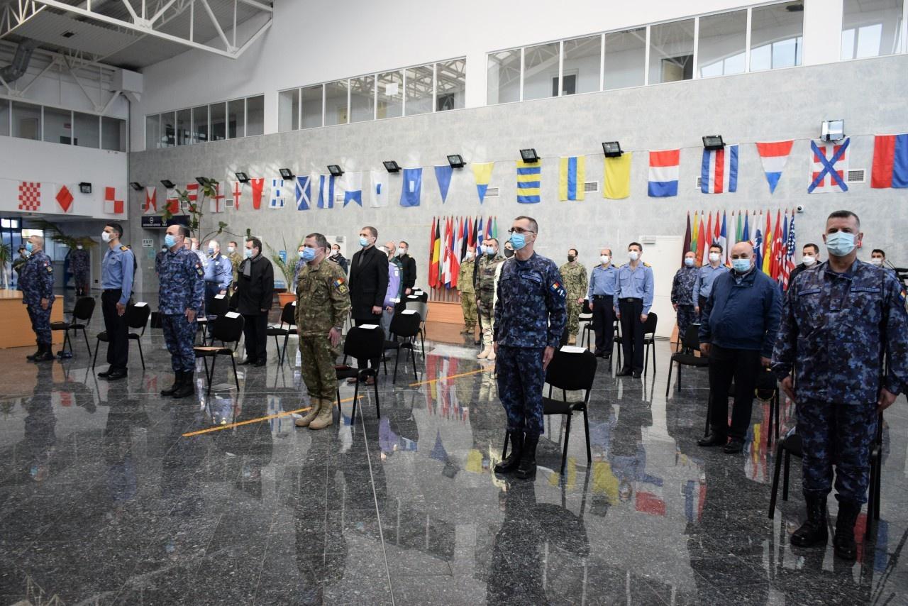 Международные учения НАТО Poseidon 21.