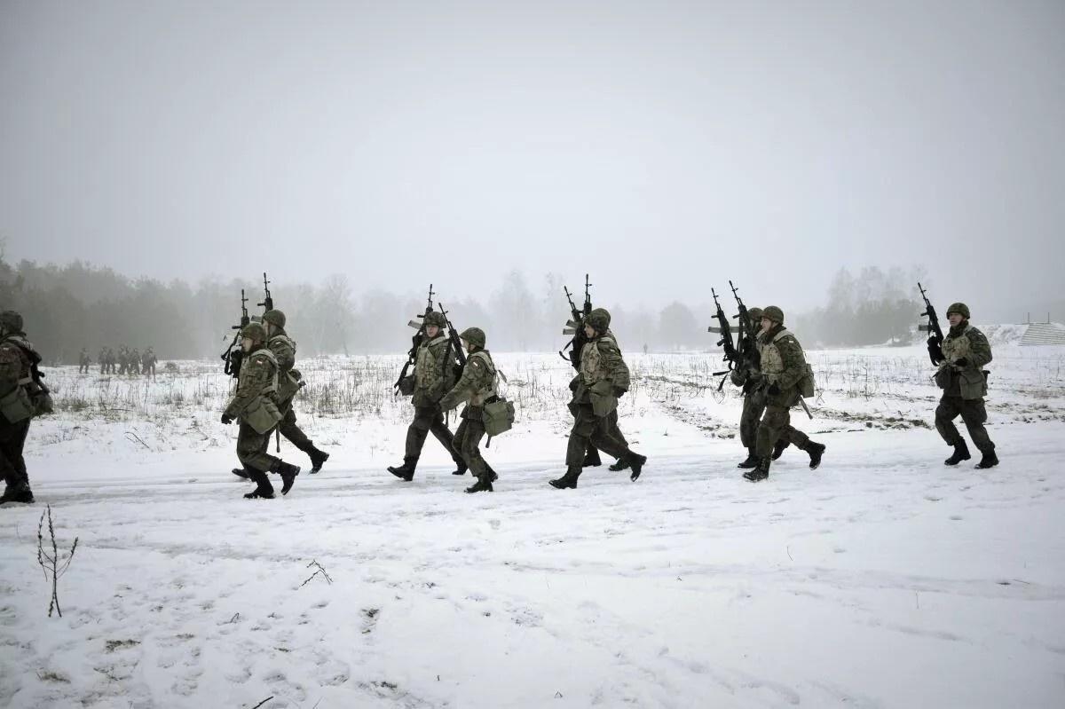В феврале в Польше завершилось секретное командно-штабное учение Zima-20, которое стало крупнейшим в своём роде за последние 30 лет.