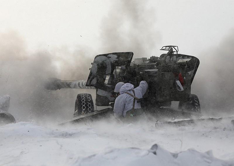 Новую тактику «мобильных эшелонов» в ходе учения отработали сибирские стрелки в Кемеровской области.