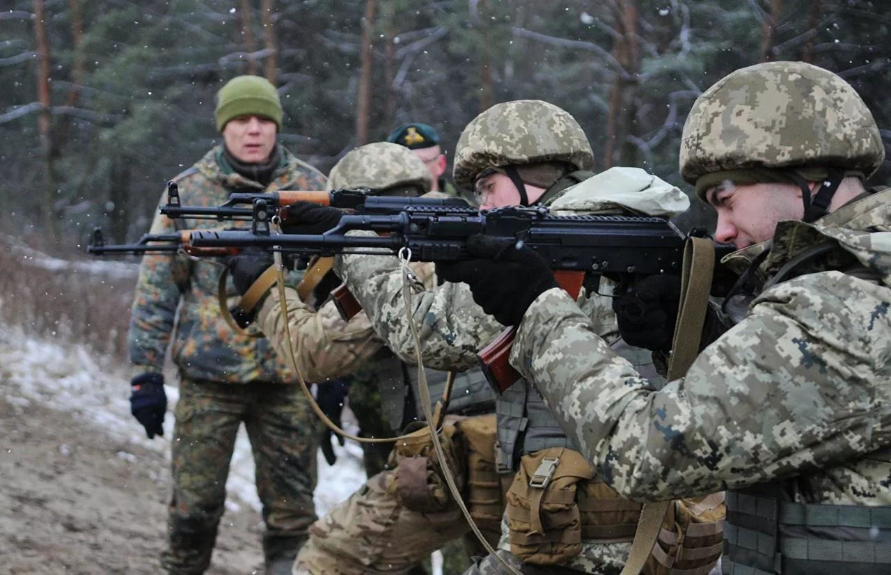 Вооружённые силы Украины за последние годы значительно укрепились, в этом им помогали и американцы, и европейские страны-члены НАТО.