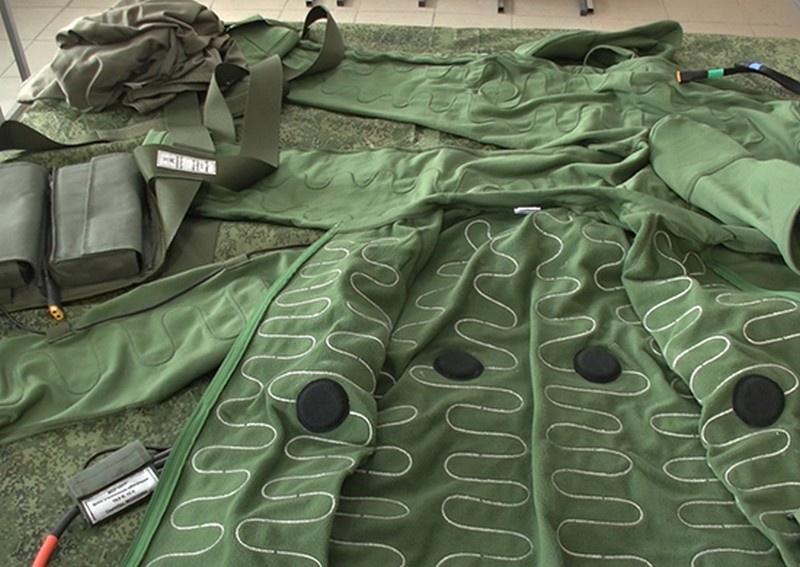 Спецназ ЦВО впервые провёл учение в новейшей экипировке с электрообогревом.