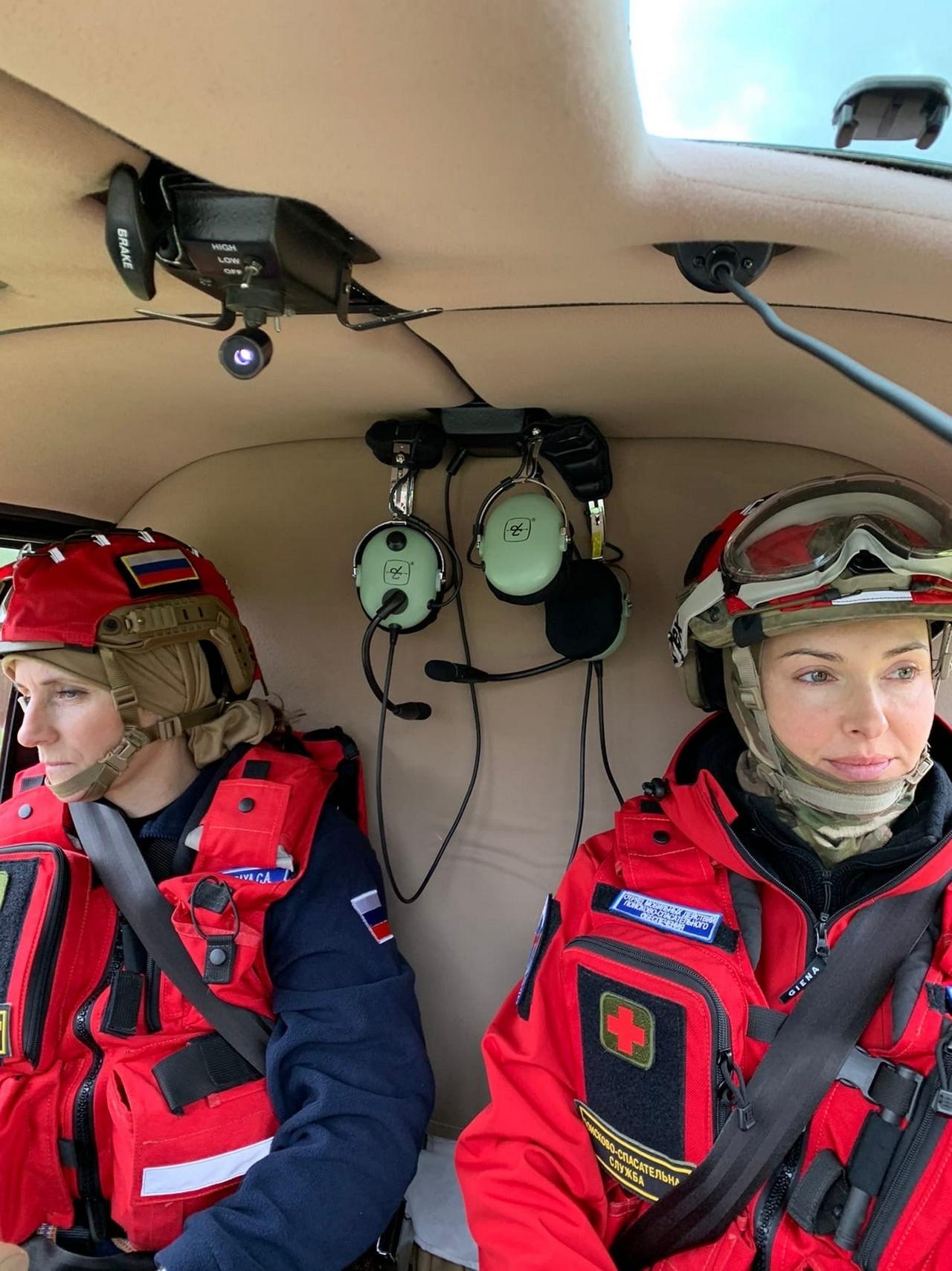 Поисково-спасательные работы - это крайне специфический вид деятельности, связанный и с физической, и с психологической подготовкой, и с техническим оснащением.