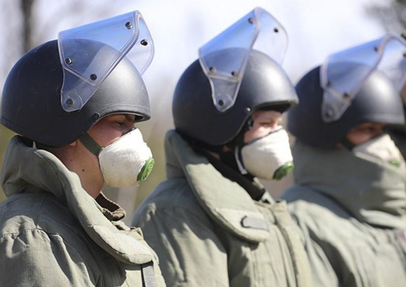 Инженерно-сапёрные подразделения общевойсковой армии ЗВО получили на вооружение индивидуальные средства защиты нового поколения.