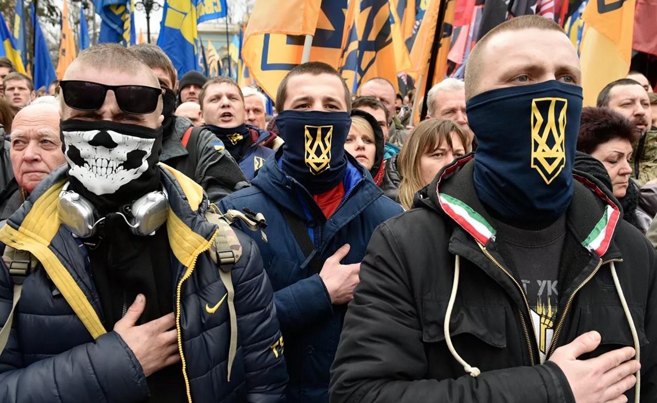 Россия, решительно действуя, может освободить от нацистов не только юго-восток Украины, но ещё и Харьковскую, и Одесскую области.