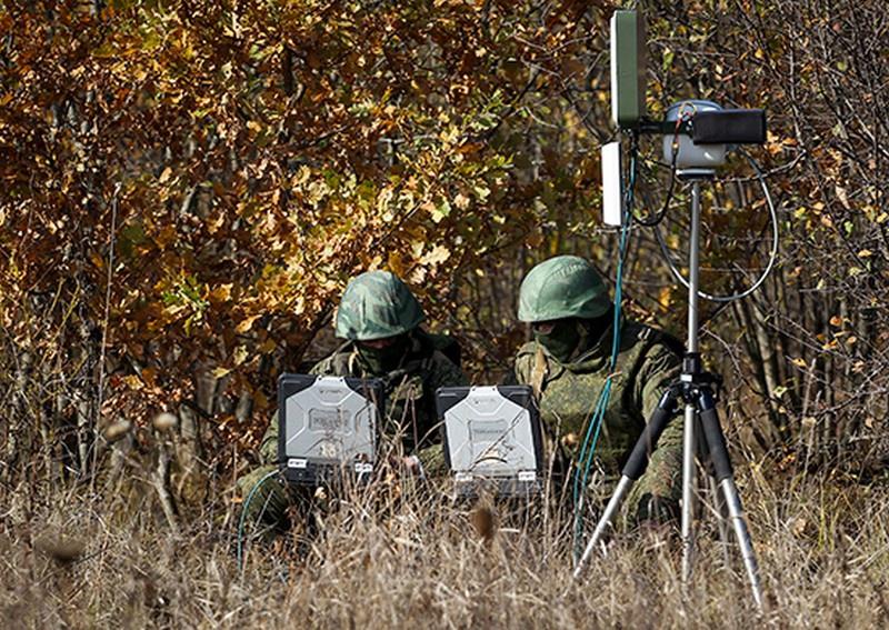 Спецназ ЮВО на Кубани получил на вооружение радиолокационные станции «Соболятник» и станции ближней разведки «Фара».