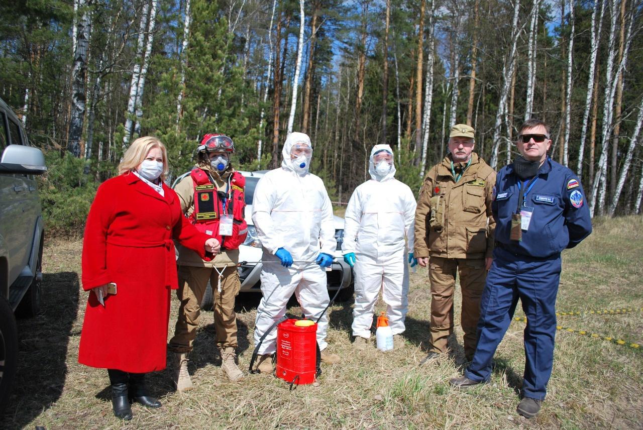 Во время пандемии COVID-19 с мая по август 2020 года отряд участвовал в дезинфекцией некоторых объектов массового посещения людей.