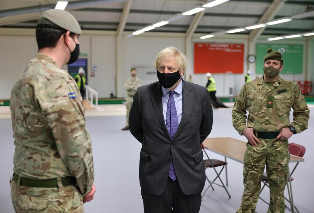 Борис Джонсон выразил готовность «защищать от русских» не только Европу, но и всех на свете.