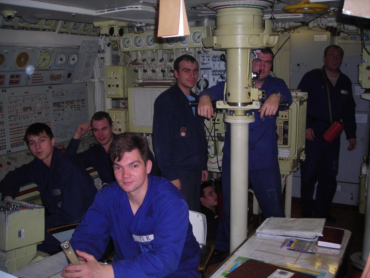 Все подводные высоты берутся только в составе экипажа.