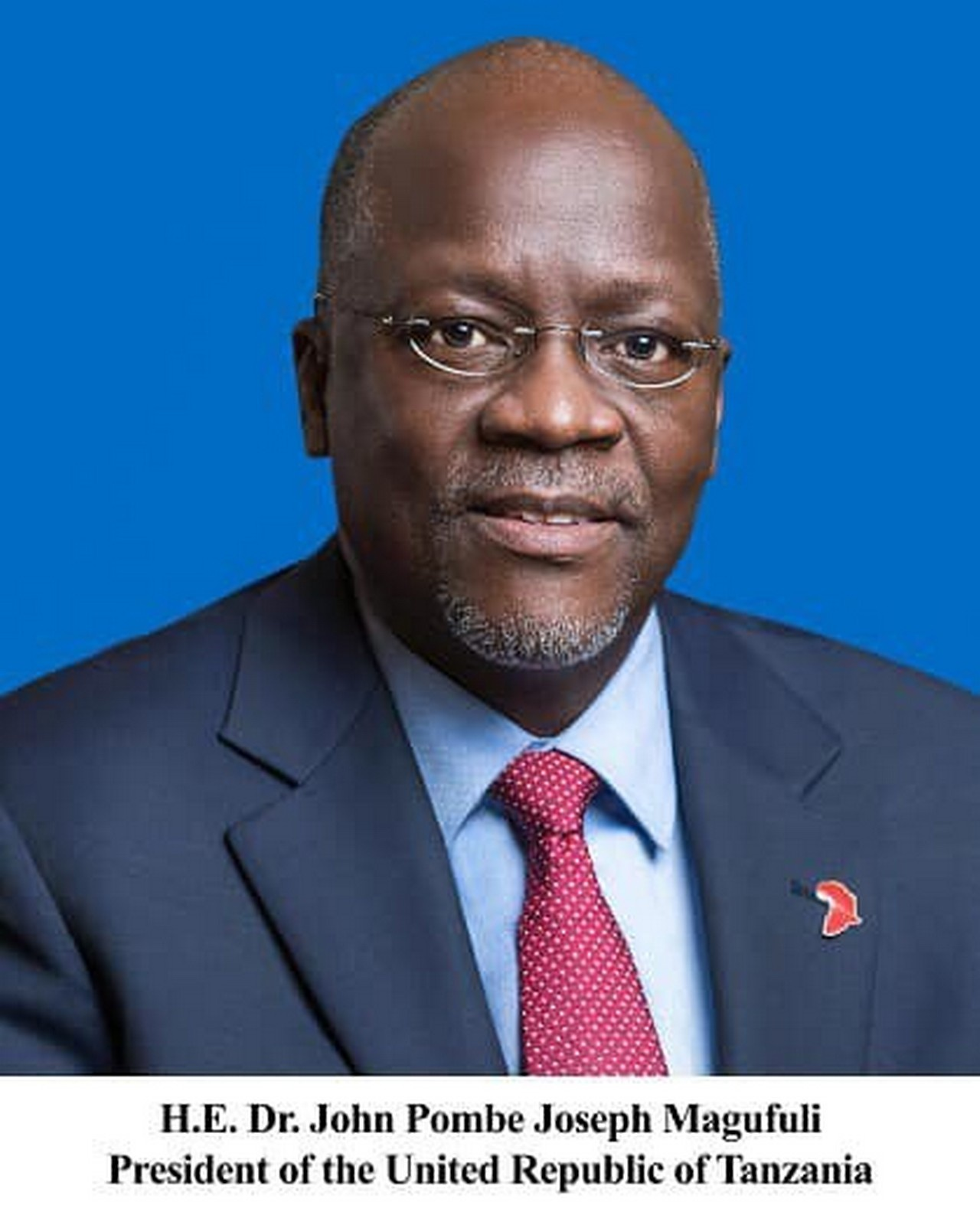 Президент Танзании Джон Магуфули провозгласил Танзанию свободной от COVID-19.