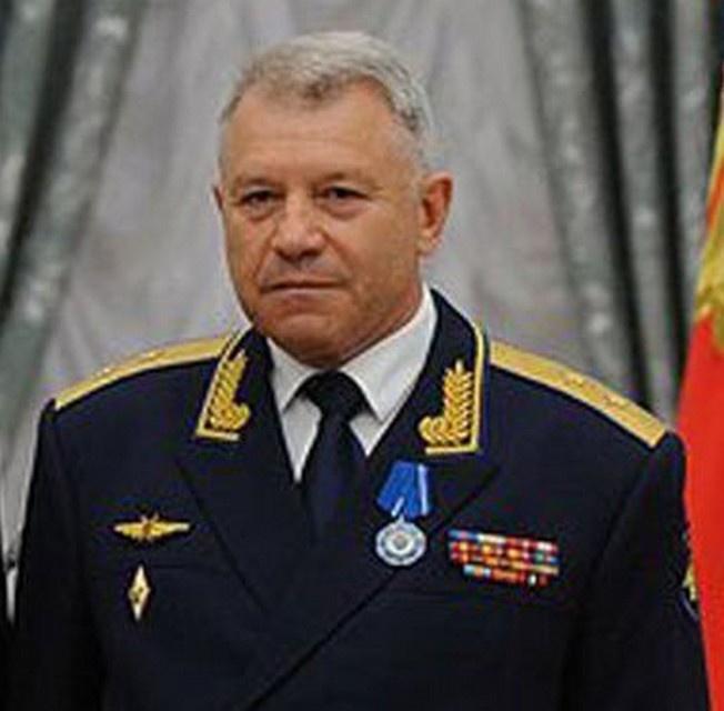 Генерал-лейтенант Айтеч Бижев, бывший заместитель Главнокомандующего ВВС РФ по вопросам Объединённой системы ПВО государств-участников СНГ.