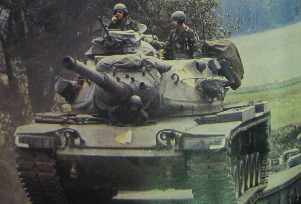В 1983 году провокационные учения НАТО Able Archer 83 («Опытный лучник-83») едва не привели мир к Третьей мировой войне, которая могла бы стать ядерной.