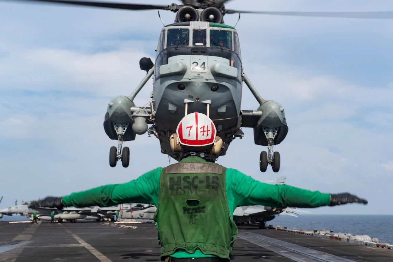 Индо-Тихоокеанский регион является «приоритетным театром» военных действий дляСоединённых Штатов.