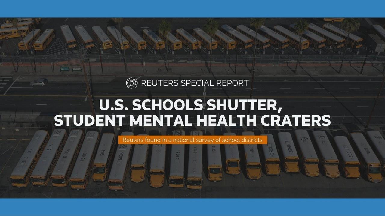 Более десятка руководителей школьных округов рассказали Reuters об учениках, которые молча страдают депрессией, расстройствами пищеварения, равнодушием, а также от эмоционального, физического или сексуального насилия.