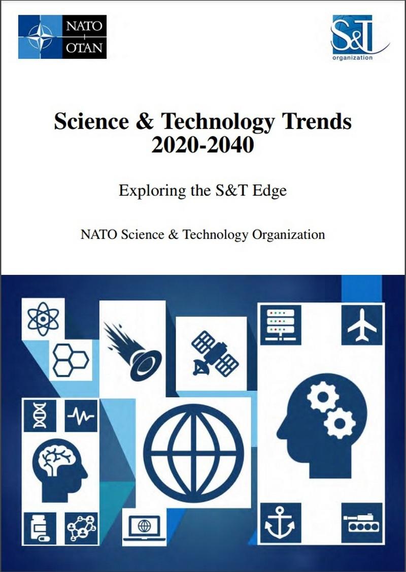 Доклад НАТО - Science & Technology Trends 2020-2040 («Тенденции науки и технологий 2020-2040»).