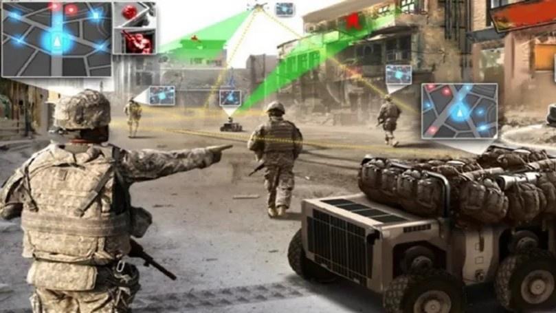 Боевые роботы - грандиозный потенциал и спорные алгоритмы