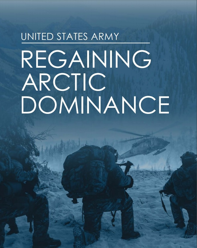 Сухопутные войска США несколько дней назад представили новую масштабную стратегию, в рамках которой планируется лишить Россию господства в Арктике.