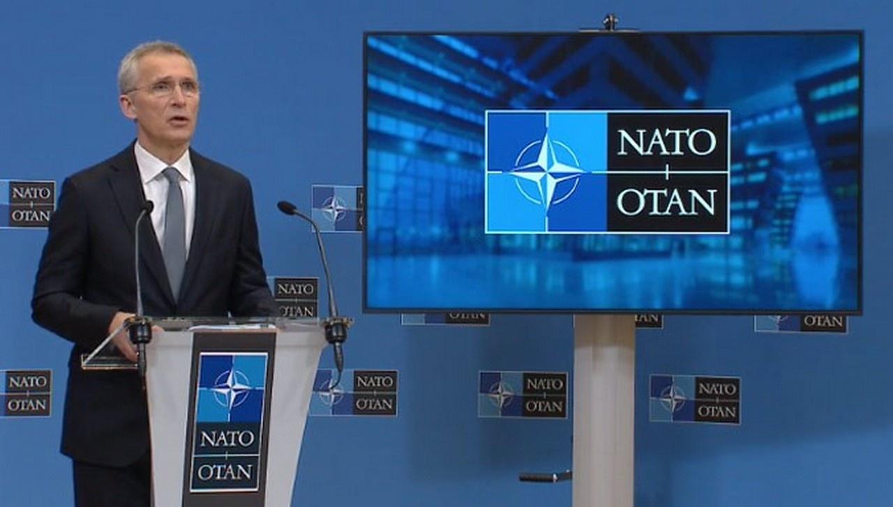 Генсек НАТО Йенс Столтенберг: «Изменение климата грозит новой холодной войной в Арктике»