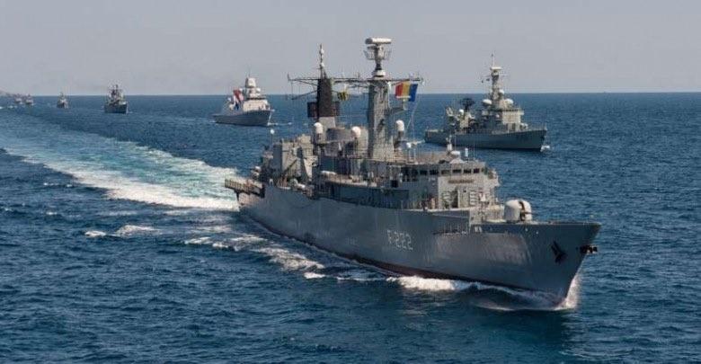 Натовские манёвры Sea Shild в Чёрном море на этот раз обозначились с невиданным со времён холодной войны размахом.