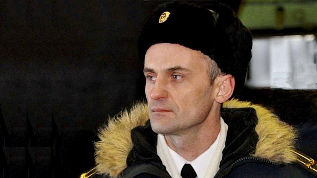 Командирский калибр кавторанга Петренко