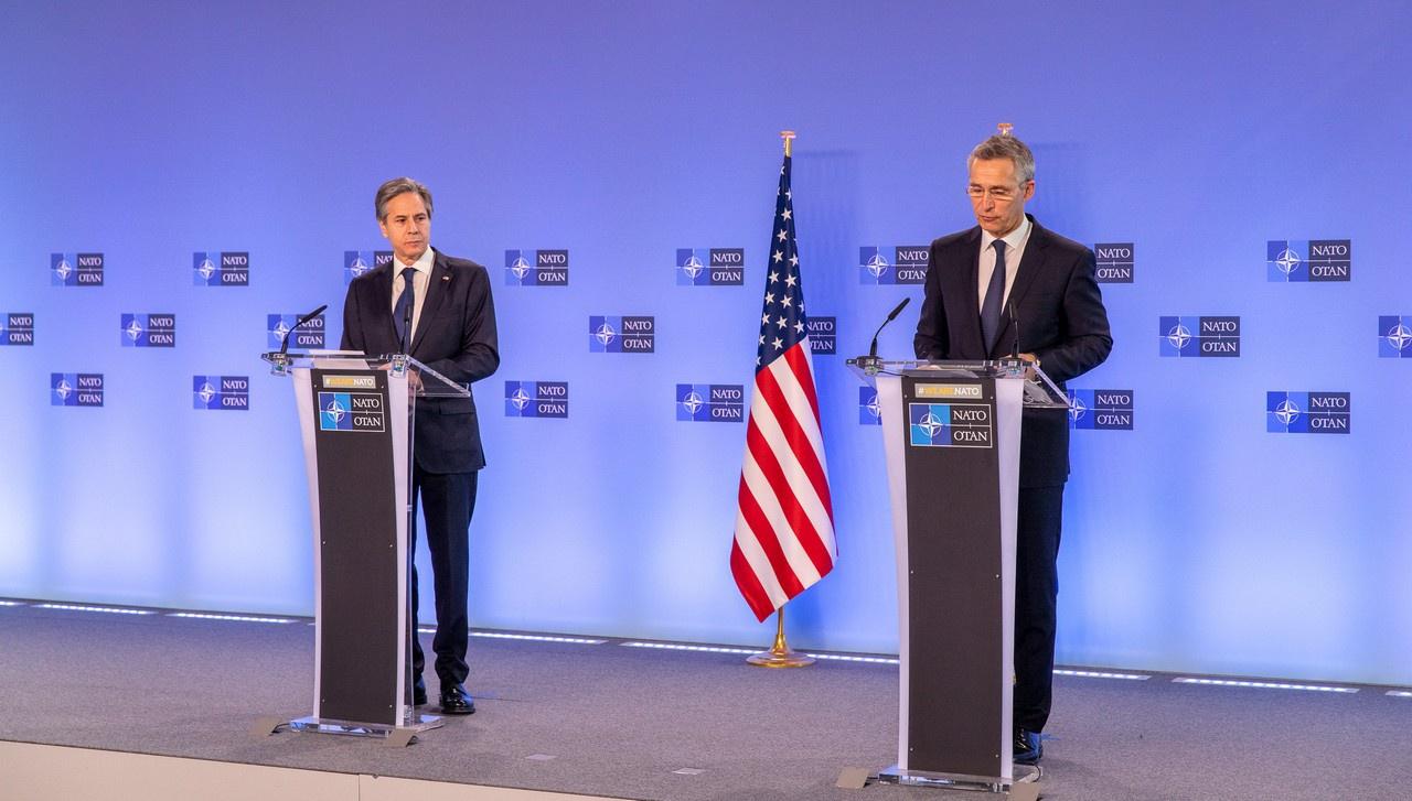 Энтони Блинкен сумел добиться от стран НАТО хоть и не вполне внятной, но зато несомненно консолидированной позиции.