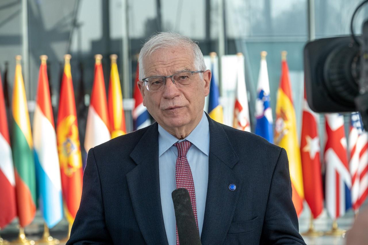 Евробюрократия ставит вопрос о замене главы европейской дипломатии Жозепа Борреля.