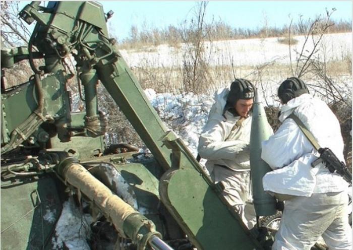 В ходе учения в Амурской области военнослужащие подразделения самоходных артиллерийских установок применили САУ «Малка» как высокоточное оружие на максимальную дальность.
