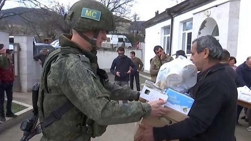 Нагорный Карабах: русский гуманизм прямого действия