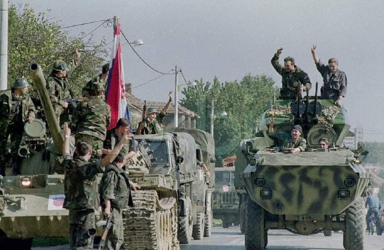 Операцию «Буря» по ликвидации Сербской Краины ВС Хорватии начали 4 августа 1995 года.