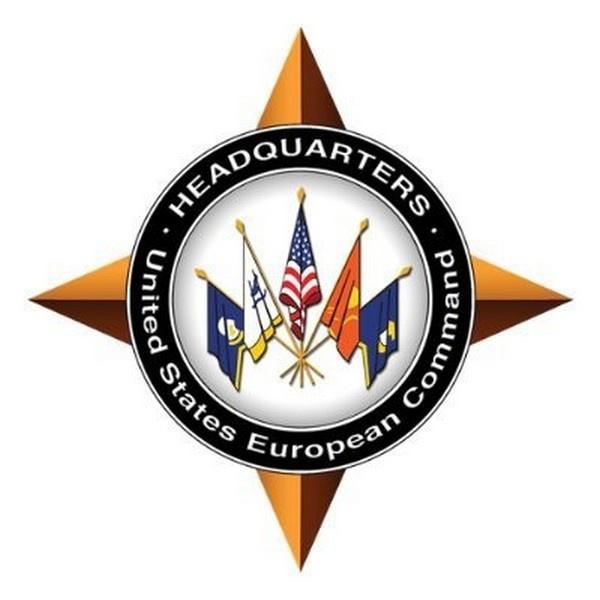 United States European Command - Европейское командование вооружённых сил США, которому подчинено Командование ВВС США в Европе и Верховное главнокомандование ОВС НАТО в Европе.