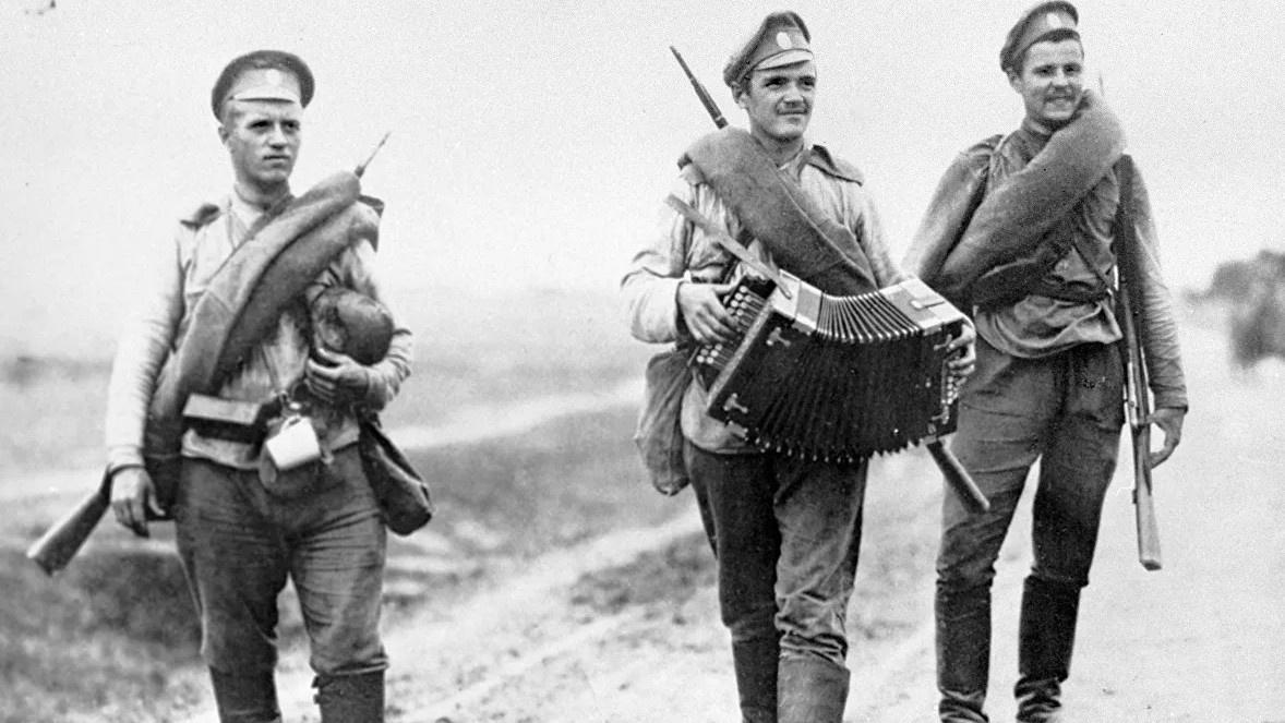 Отечественная винтовка Мосина: простая, надёжная, дальнобойная