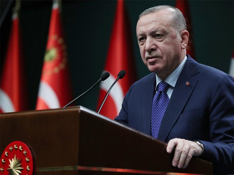 Президент Турции Реджеп Тайип Эрдоган заявил о готовности к началу строительства канала «Стамбул».