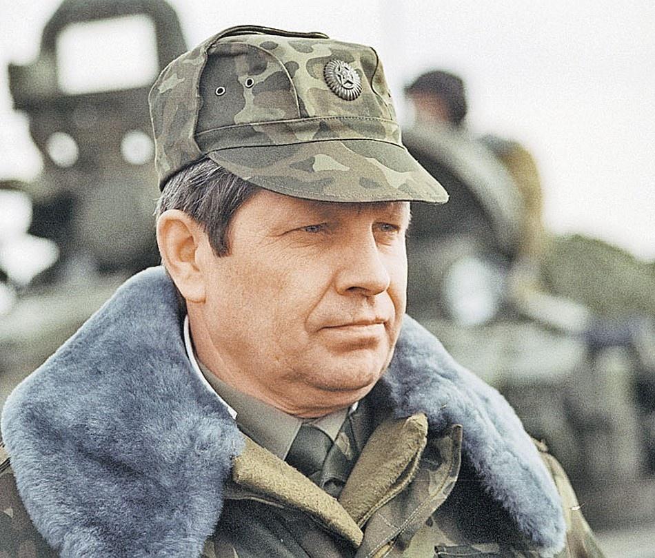 Командарм «афганской» 40-й армии Виктор Дубынин.