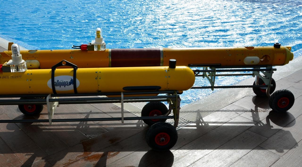 Морские роботы от НПО «Аврора».