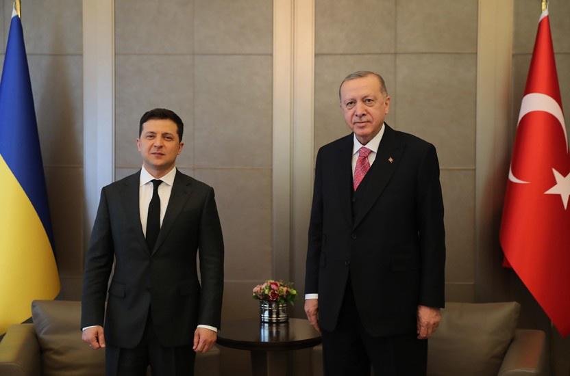 Президент Турции на встрече с украинским коллегой Владимиром Зеленским 10 апреля 2021 г. заявил о том, что Крым аннексирован Россией.