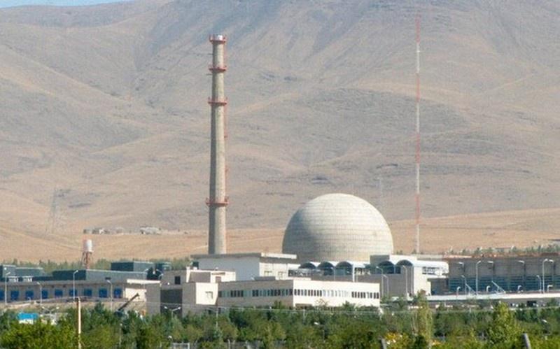 Иранские ядерные объекты.