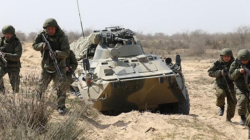 Лёгким движением армий: мобильность наших войск вызывает зависть и страх