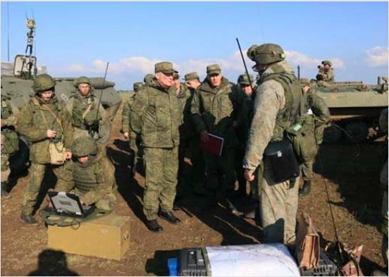 Командующий войсками ЮВО генерал армии Александр Дворников оценил действия тактической группы армейского корпуса ЧФ в ходе учения в Крыму.