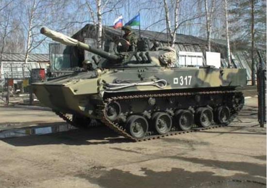 Подразделения Ульяновского отдельного гвардейского соединения ВДВ подняты по тревоге и выдвинулись на полигон Поливно для сдачи предметов боевой подготовки.