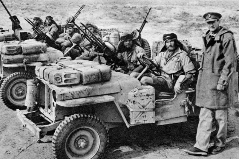 Основатель первой частной военной компании Watchguard International Дэвид Стирлинг.