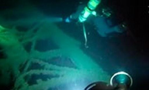 Команда научно-исследовательского судна «Николаев» с помощью мощного сканирующего оборудования нашла на морском дне немецкий теплоход «Тотила», затонувший в мае 1944 года.