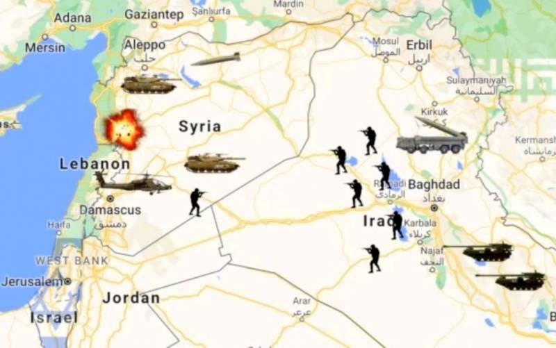 Сценарий возможного развития событий опубликовало издание Military Watch на своём YouTube-канале.