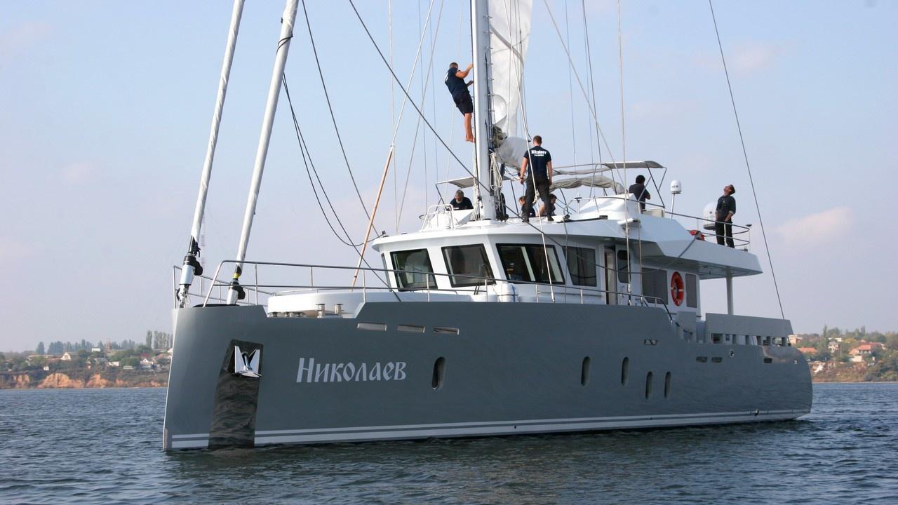 «Николаев» открывает морские тайны