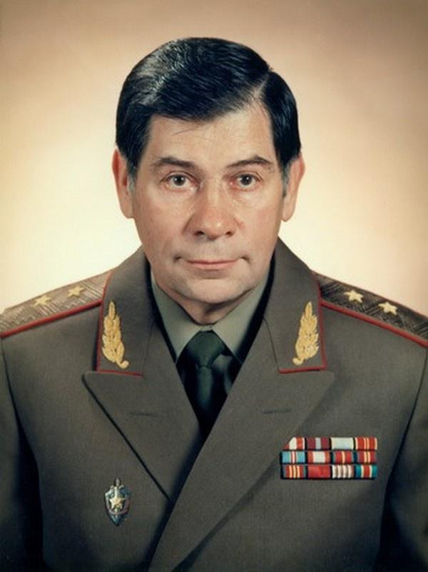 Генерал-лейтенант КГБ СССР Леонид Шебаршин.