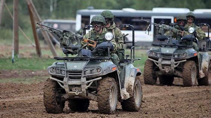 Багги цвета хаки: наш ответ «джихад-мобилям»
