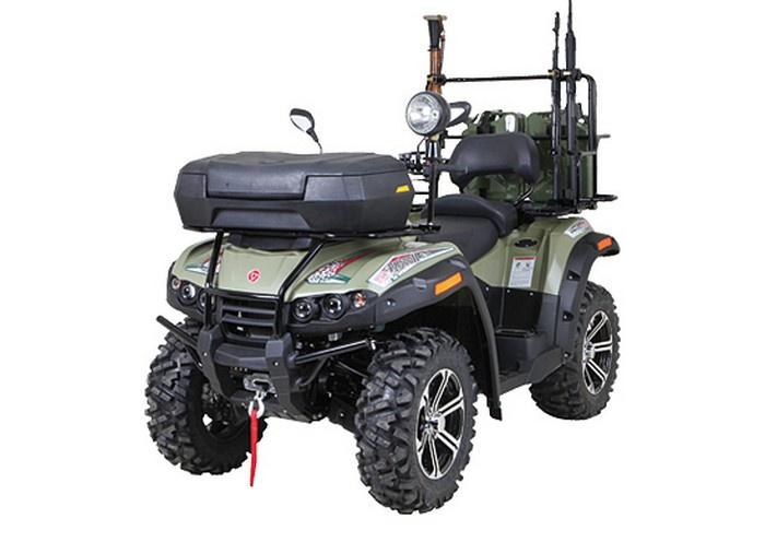 Самой распространённой лёгкой тачанкой XXI века в нашей армии стал мотовездеход АМ-1.